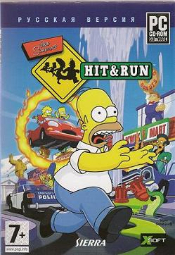 The Simpsons HIT&RUN